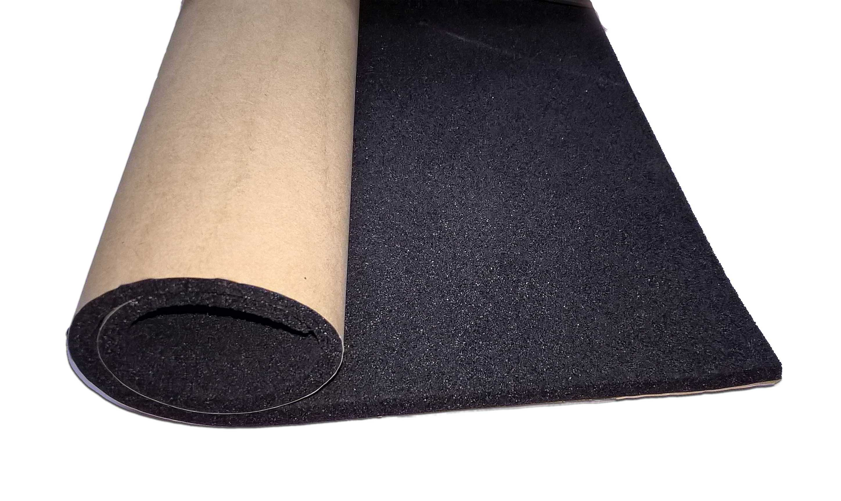 GY-03 Natural facing foam rubber sound proofing material (OEM size accepted)