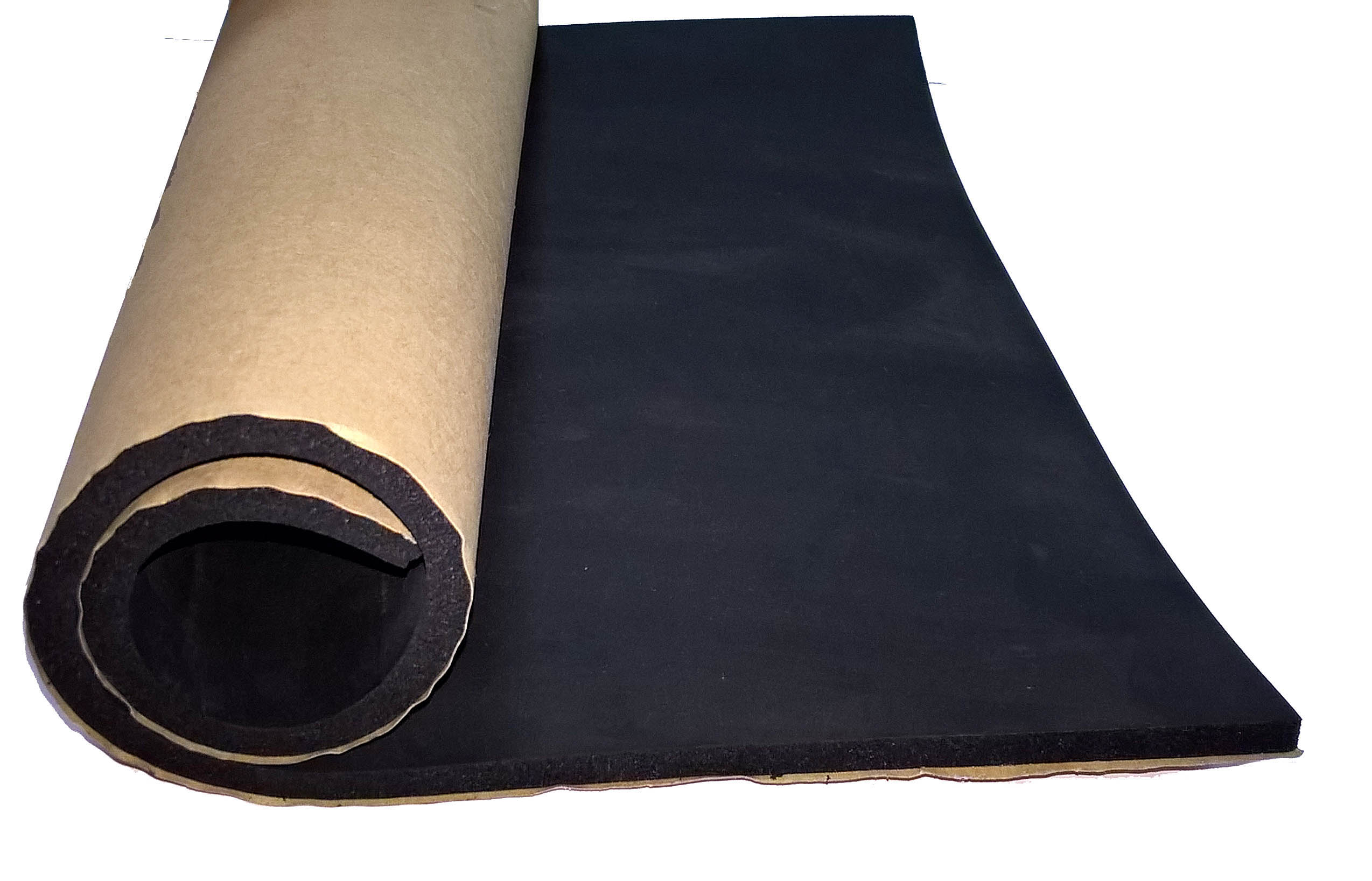 GY-02 Foam rubber sound proofing material